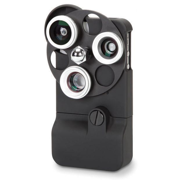 گوشی دارای پنج دوربین