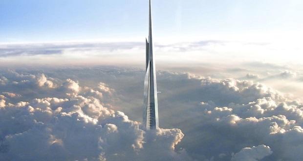 بلندترین آسمان خراش
