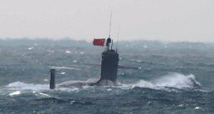 زیردریایی های اتمی چینی