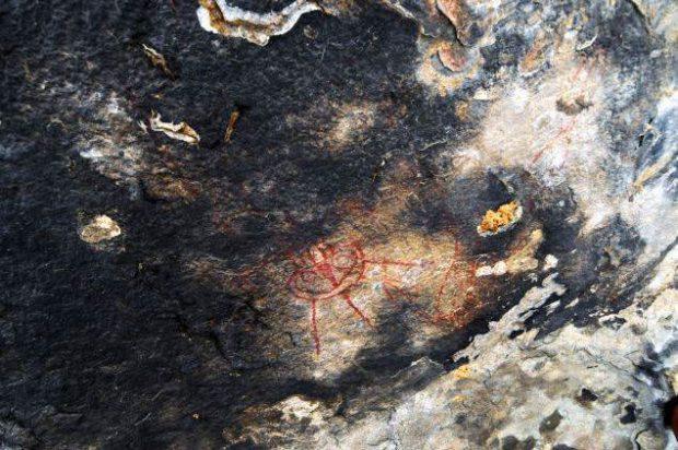 همکاری ناسا و دانشمندان هند برای رمزگشایی نقاشی های باستانی یوفوها و موجودات فضایی