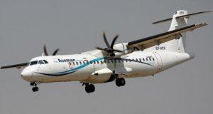 حادثه هواپیمای تهران یاسوج