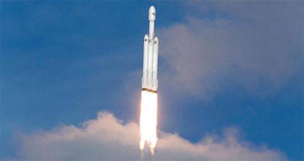 راکت فالکون هوی اسپیس ایکس