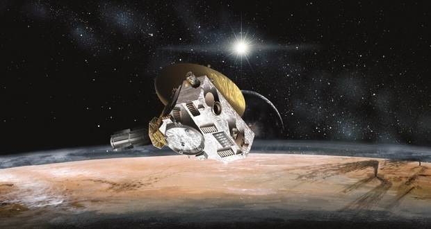 کاوشگر نیوهورایزنز ناسا با ثبت تصویر در دورترین نقطه از زمین تاریخساز شد