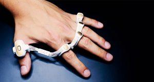 کیبورد انگشتی پوشیدنی