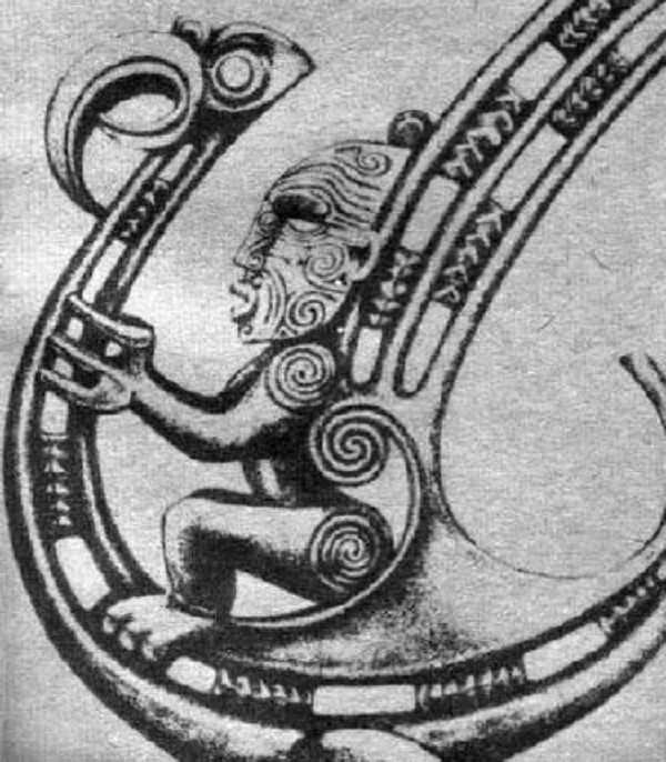 شباهت عجیب خدایان تمدن های باستانی به یکدیگر و دخالت موجودات فضایی در تاریخ بشر