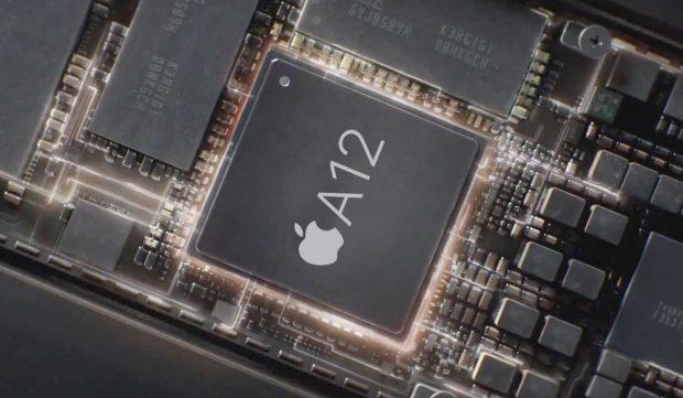 تراشه اپل A12