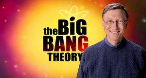 بیل گیتس در سریال تئوری بیگ بنگ