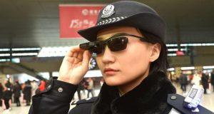 عینک های آفتابی تشخیص چهره