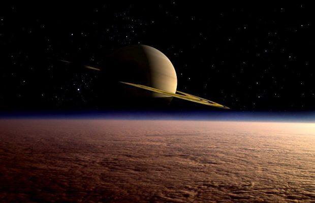 نشانههایی از حیات فرازمینی در قمر تایتان سیاره زحل کشف شد
