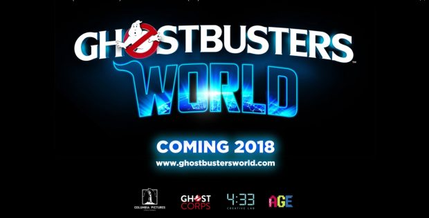 بازی Ghostbusters World