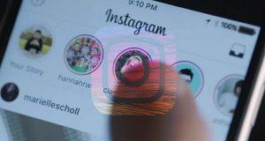 تهیه اسکرین شات پنهانی از استوری های اینستاگرام