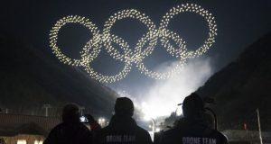 اینتل در افتتاحیه المپیک زمستانی
