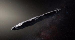 سیارک استوانه ای امواموا گذشتهای مرموز و اسرارآمیز دارد