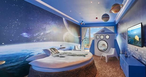 هتل فضایی