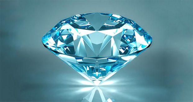 نمایشگر الماسی