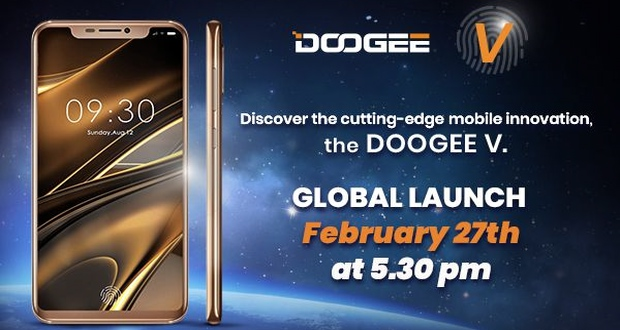 گوشی Doogee V