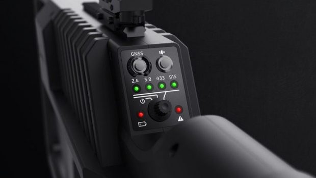 اسلحه ضد پهپاد DroneGun Tactical