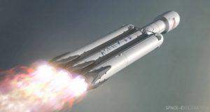 بهترین و مهمترین لحظات پرتاب موشک فالکون سنگین اسپیس ایکس