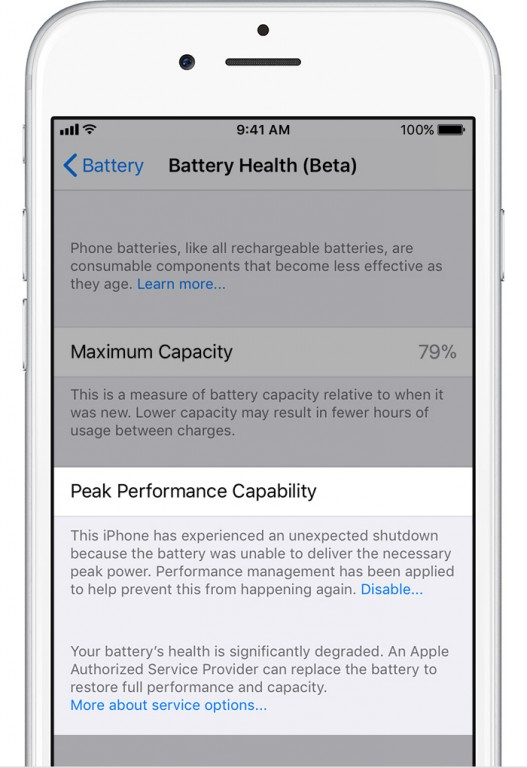 دومین نسخه بتا iOS 11.3