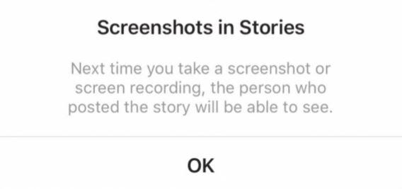 تهیه اسکرین شات از استوری اینستاگرام