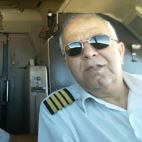 خلبان پرواز تهران یاسوج