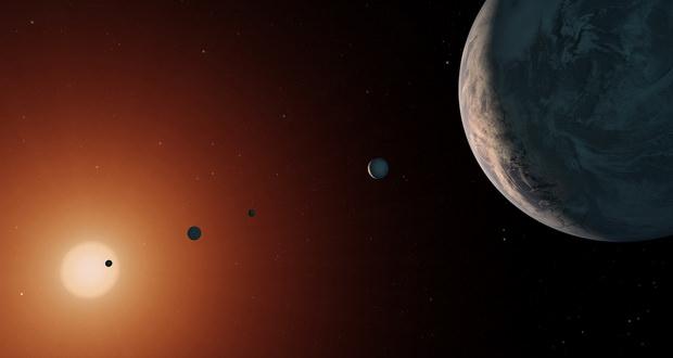 کشف 95 سیاره خارج از منظومه شمسی توسط ناسا تایید شد