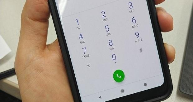 بلاک کردن تماس در اندروید 9