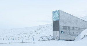 توسعه خزانه بذر روز قیامت با سرمایه 13 میلیون دلاری در نروژ