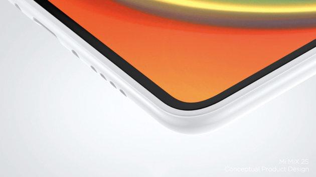 طراحی شیائومی می میکس 2 اس در یک ویدیو لو رفت
