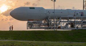 پرتاب موفقیتآمیز موشک فالکون 9 برای پنجاهمین بار + ویدیو