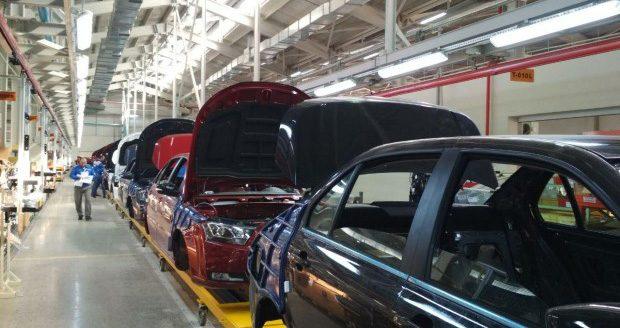 شرکت خودروسازی خزر