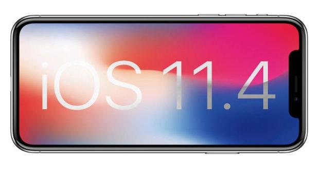 iOS 11.4 اپل