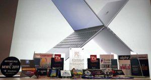 هواوی در نمایشگاه MWC 2018
