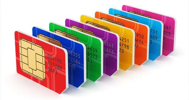 فروش سیم کارت های خارجی