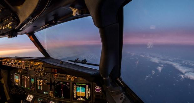 گزارش رسمی برخورد با یوفو توسط دو هواپیما مجزا در صحرای آریزونا منتشر شد