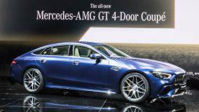 مرسدس بنز AMG جی تی 2019
