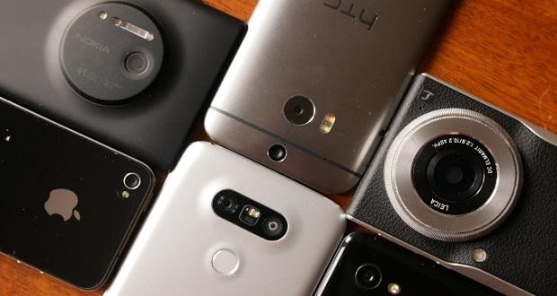 گوشی های دوربین محور