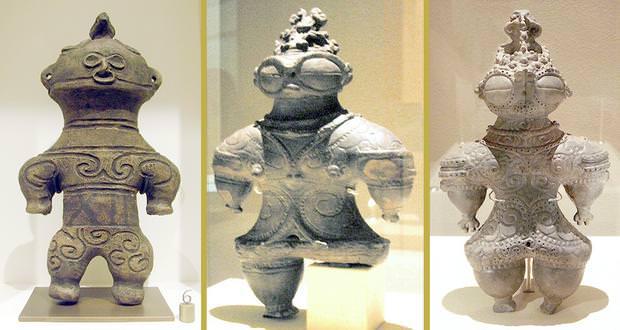 با مجسمه های دگو ، نمادهایی احتمالی از موجودات فضایی باستانی آشنا شوید!