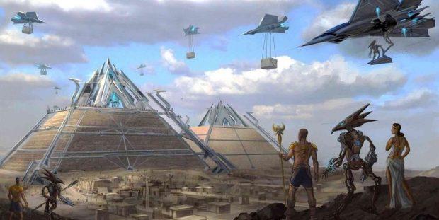 ملاقات با موجودات فضایی در زمان حیات آنها امکانپذیر نیست!