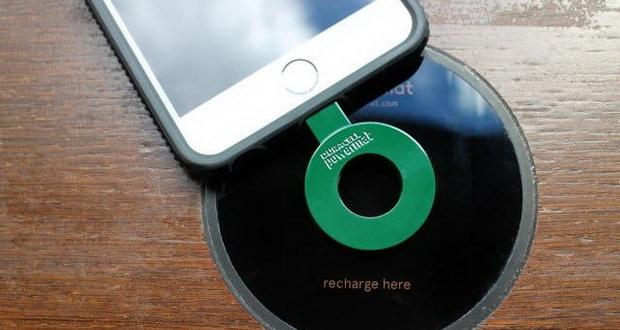 فناوری شارژ بی سیم هواوی