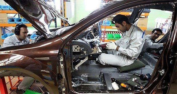 ایران شانزدهمین خودروساز جهان