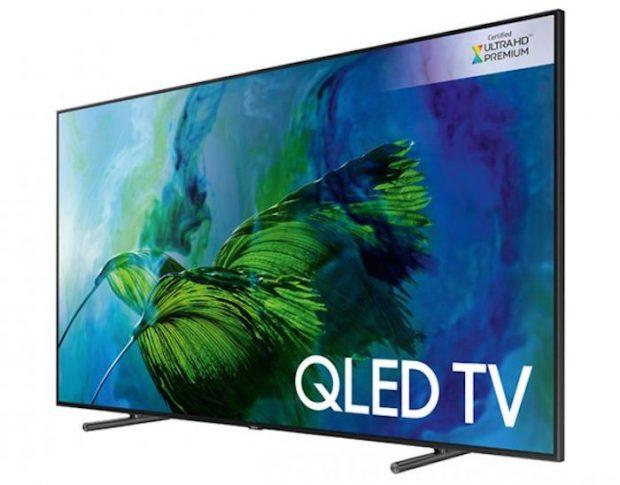 تلویزیون های QLED سال 2018 سامسونگ