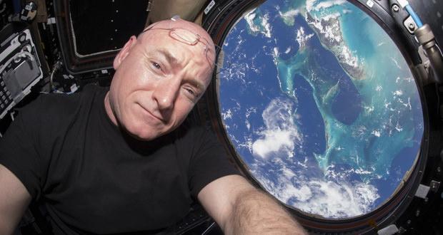تجربه زندگی در فضا از دید فضانورد معروف ناسا، اسکات کلی