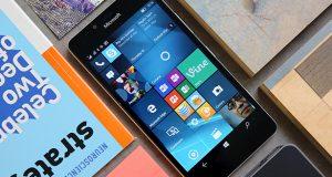 گوشی های ویندوزی در فروشگاه مایکروسافت