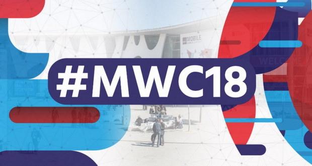 نمایشگاه MWC 2018 بارسلون