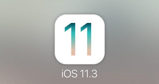 آی او اس 11.3