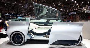 خودروی مفهومی Icona Nucleus