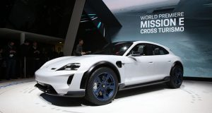 خودرو مفهومی پورشه Mission E Cross Turismo