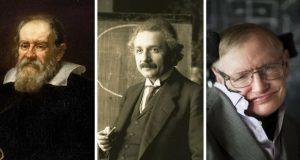 ارتباط عجیب استیون هاوکینگ با آلبرت انیشتین و گالیله چه بود؟!