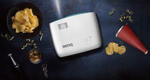 پروژکتور 4K بنکیو به نام BenQ TK800
